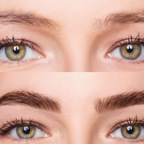 Before and After Eyelash Infills and Removals Divine Lashes Florida Eyelash and Brow Services